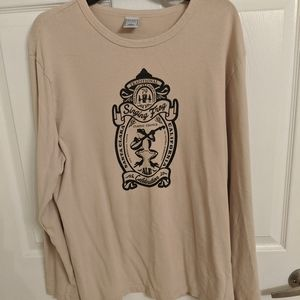 Old Navy Vintage Graphic Long-sleeve Tee